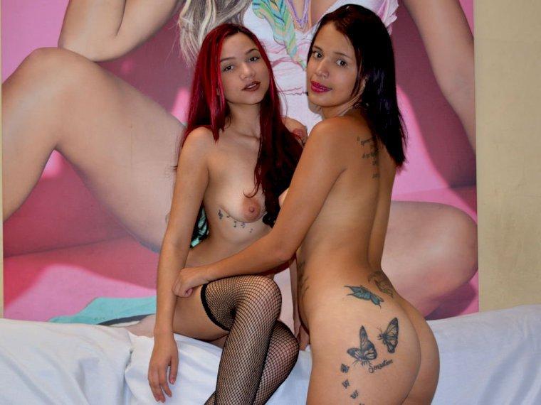 Fesses de lesbiennes-3744