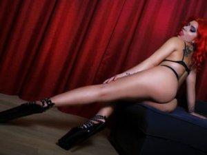 Vidéo sexe webcam de SARAxREDxLADY
